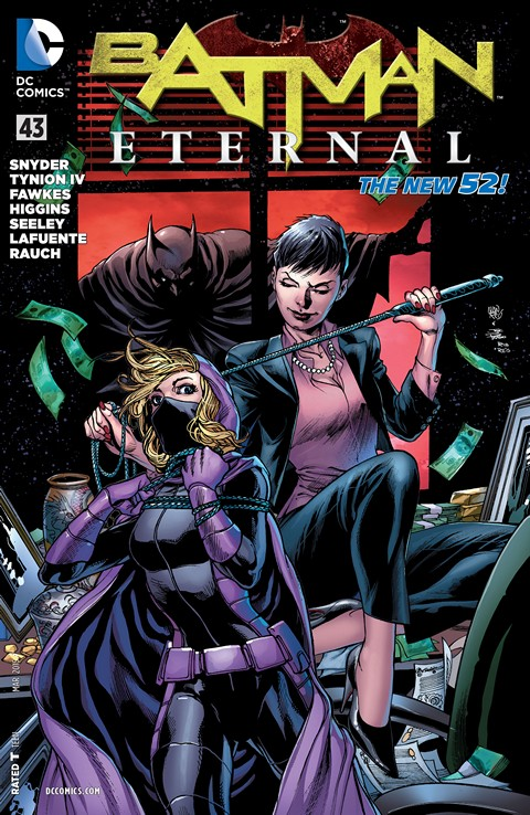 Batman Eternal #043 Free Download