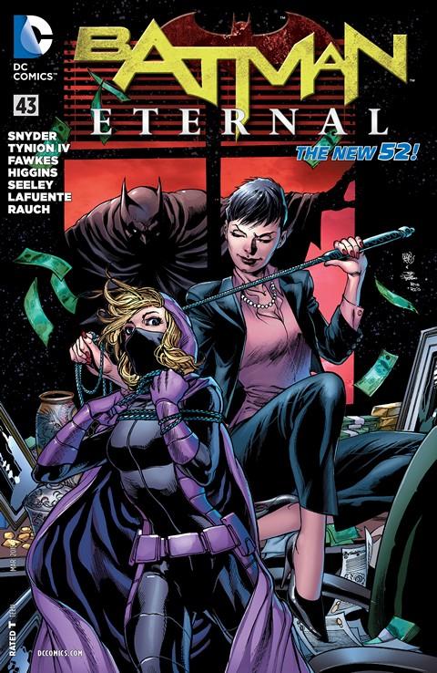 Batman Eternal #043 Free Download