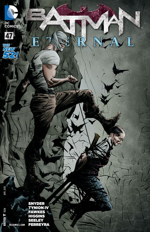 Batman Eternal #47 Free Download