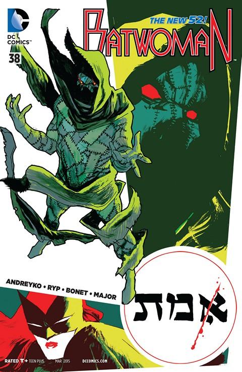 Batwoman #038 Free Download