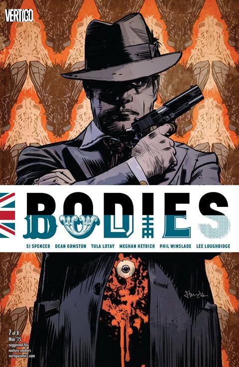 Bodies #1 – 7 (2014-2015)