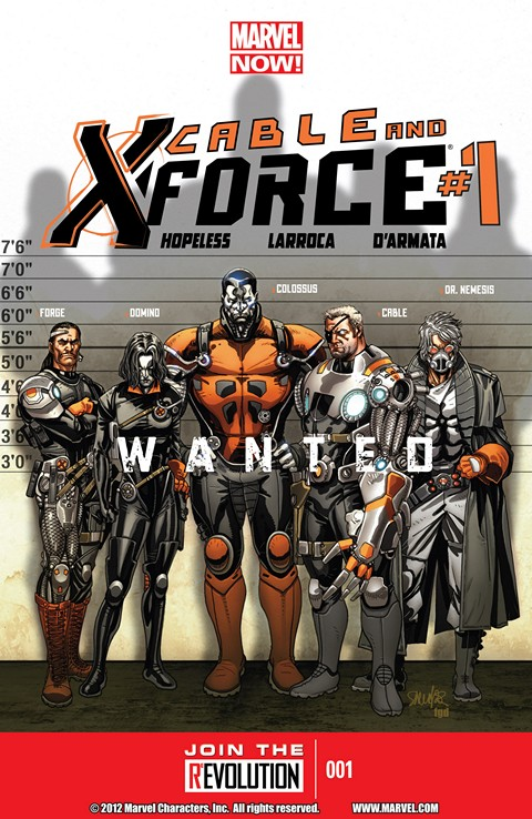 Cable & X-Force #001 – 019 Free Download