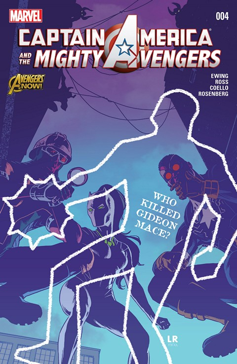 Captain America and the Mighty Avengers #004 Free Download