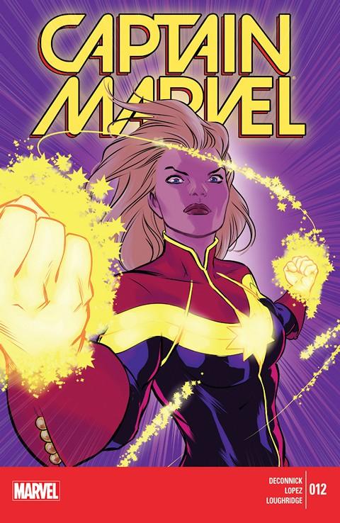 Captain Marvel #12 Free Download