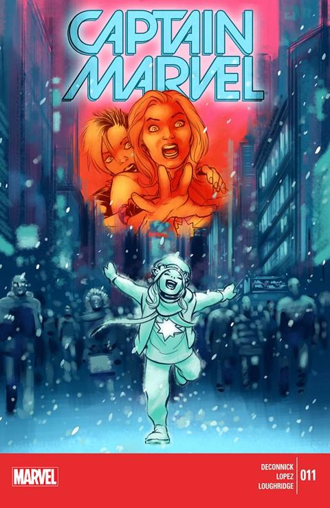Captain Marvel #011 Free Download