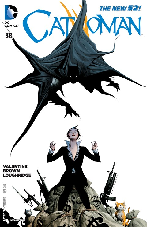 Catwoman #038 Free Download