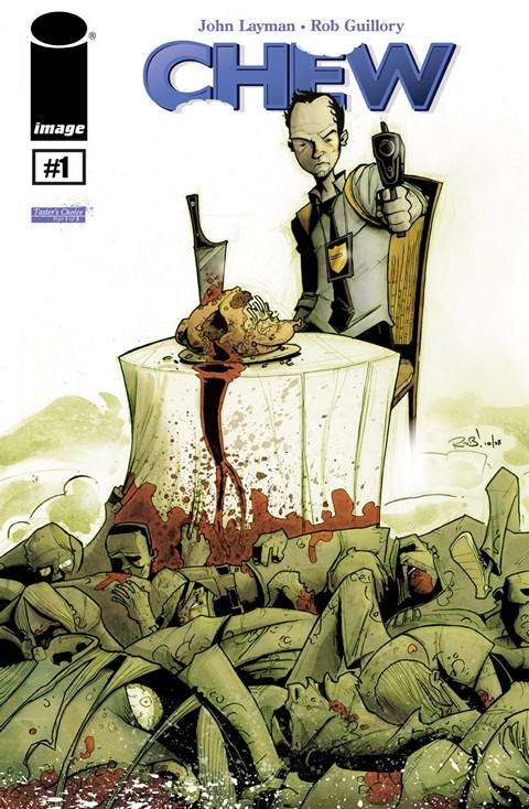 Chew Vol. 1 – 8 + Extras Free Download