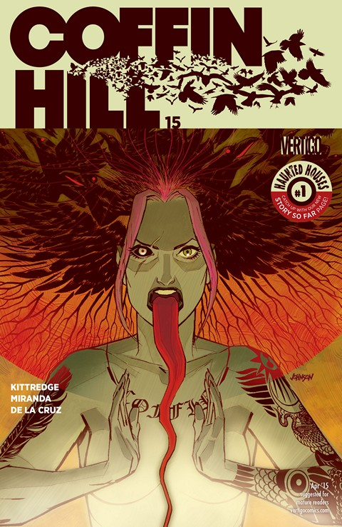Coffin Hill #14-15 Free Download