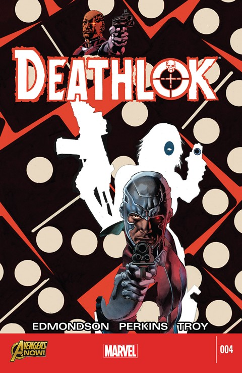 Deathlok #001-004 Free Download