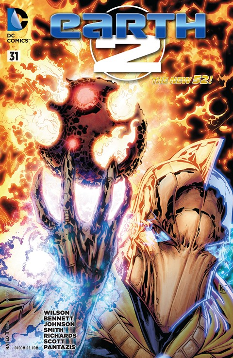 Earth 2 #31 Free Download