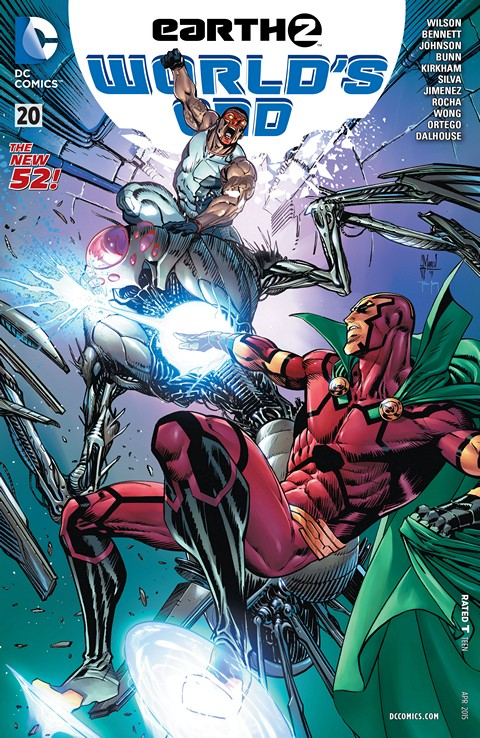 Earth 2 – World's End #20 Free Download