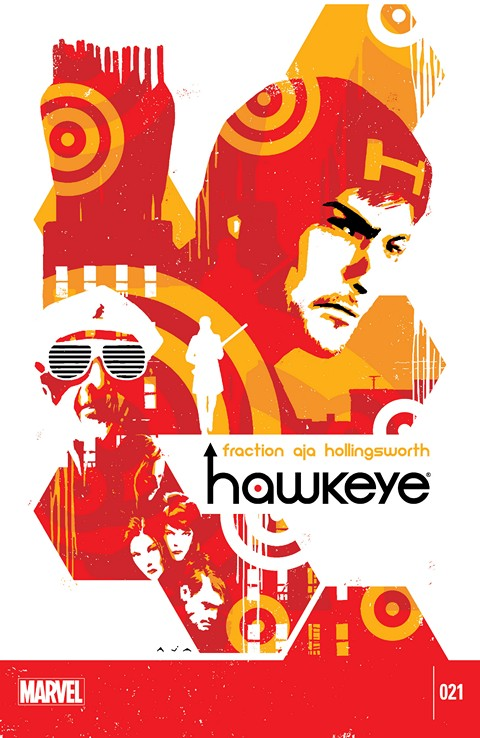 Hawkeye #21 Free Download