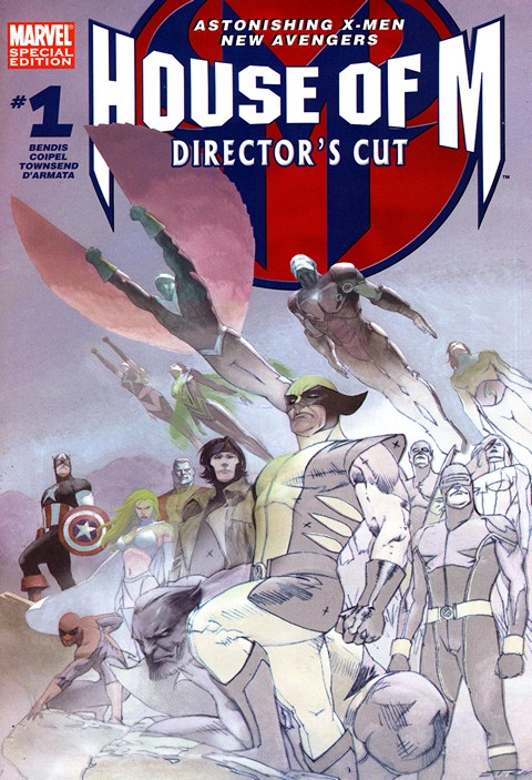 House of M #1 – 8 (2005)