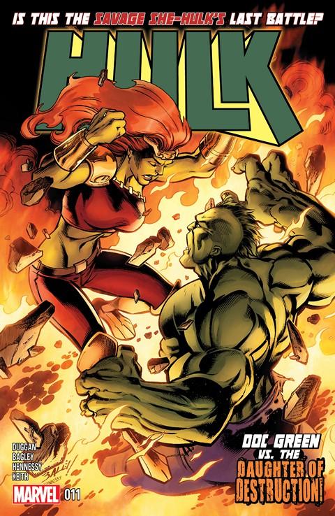 Hulk #1-11 Free Download