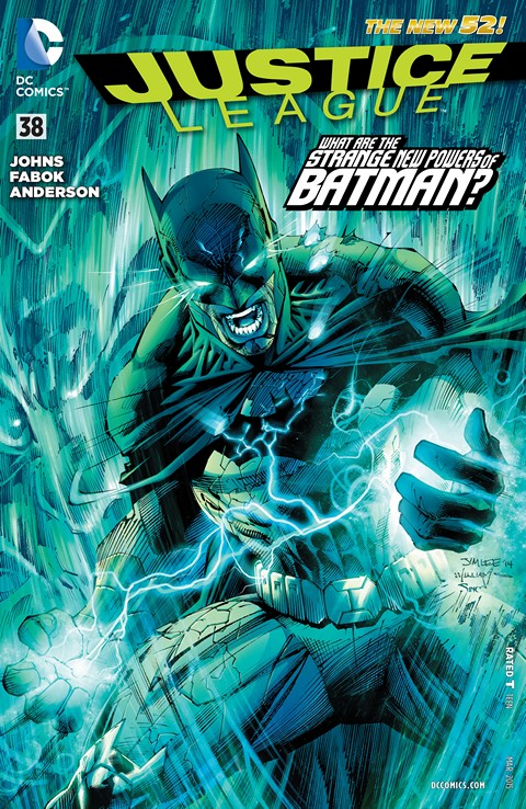 Justice League #037-038 Free Download