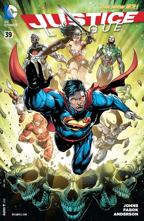 Justice League #39 Free Download