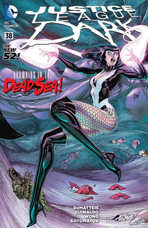 Justice League Dark #038 Free Download