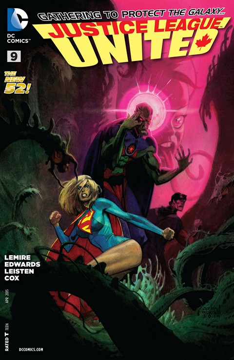 Justice League United #9 Free Download