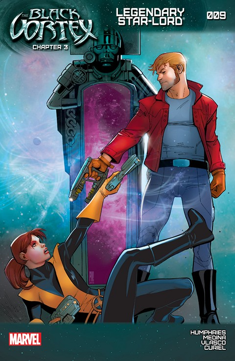 Legendary Star-Lord #9 Free Download
