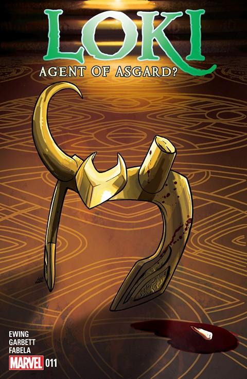 Loki – Agent of Asgard #11 Free Download