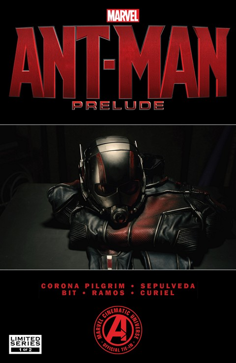Marvel's Ant-Man Prelude #1 Free Download
