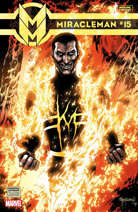 Miracleman #15 Free Download