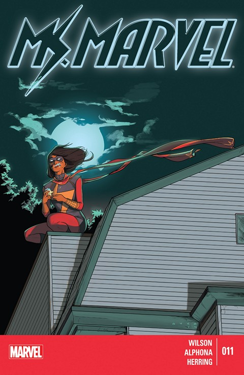 Ms. Marvel #1 – 11 Free Download