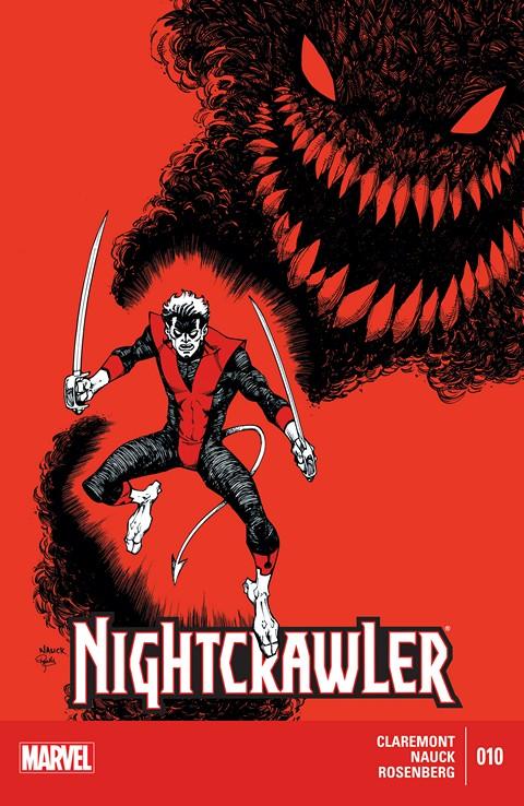 Nightcrawler #1 – 12 (2014-2015)
