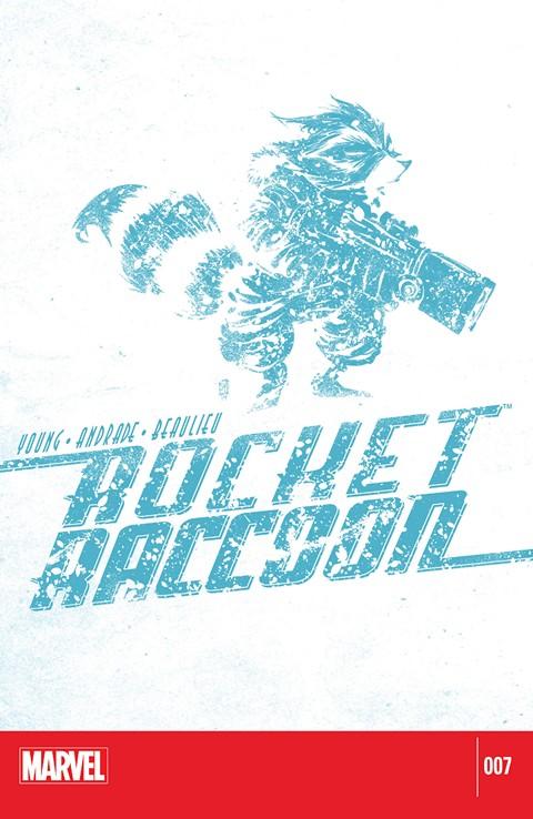 Rocket Raccoon #001-007 Free Download