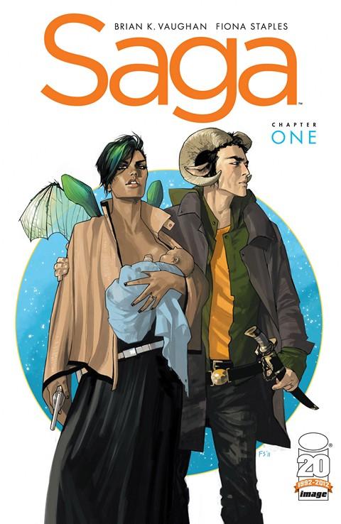 Saga #1 – 54 (2012-2018)