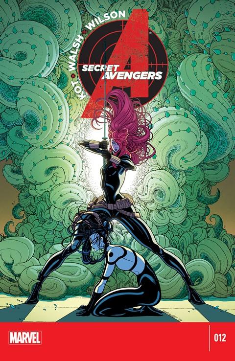Secret Avengers #12 Free Download