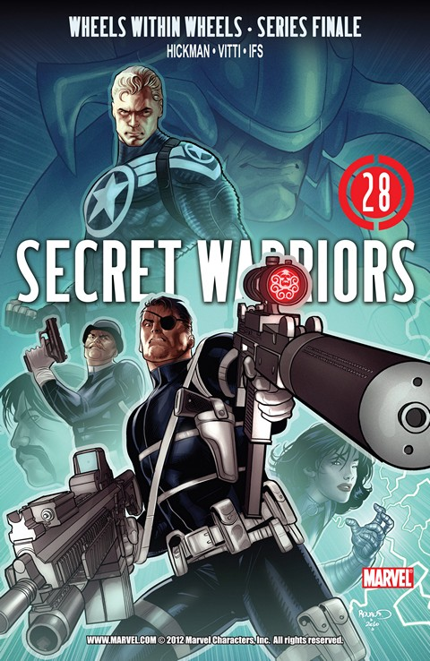 Secret Warriors Free Download