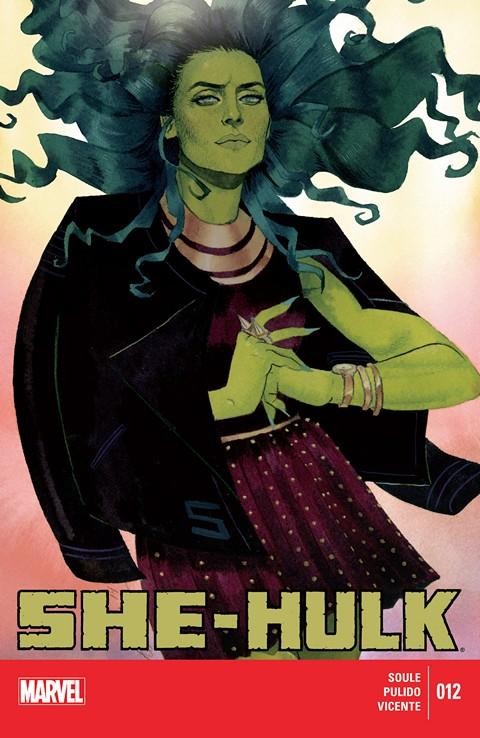 She-Hulk #12 (2015)