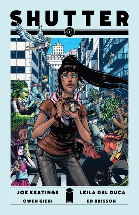 Shutter #1 – 30 + TPB Vol. 1 – 4 (2014-2017)