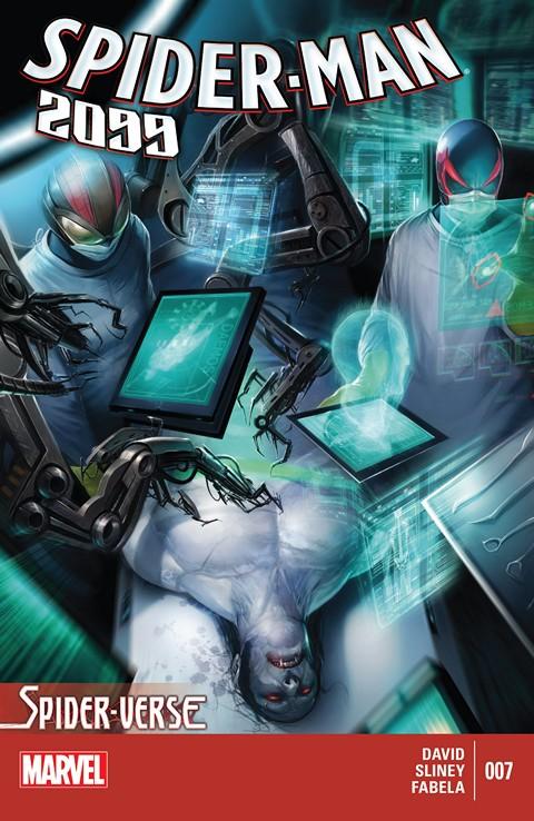 Spider-Man 2099 #001-008 Free Download