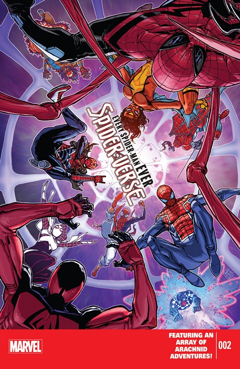 Spider-Verse #001-002 Free Download