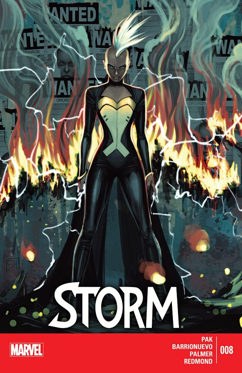 Storm #8 Free Download