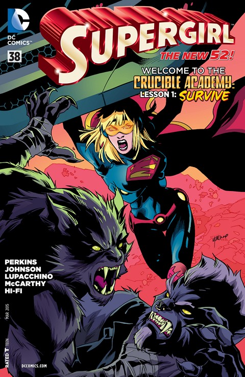 Supergirl #038 Free Download