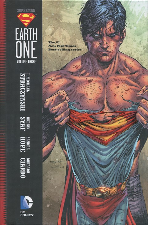 Superman Earth One v1 – 3 Free Download