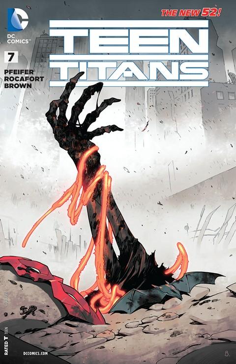 Teen Titans #7 Free Download