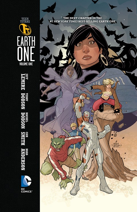 Teen Titans – Earth One (TPB) (2014)