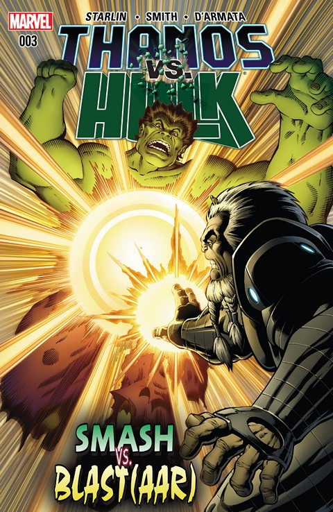 Thanos vs Hulk #3 Free Download