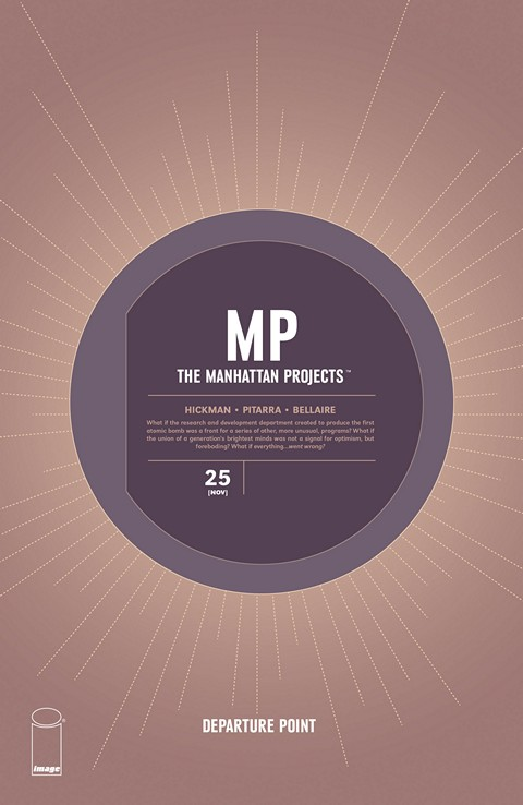 The Manhattan Projects #1 – 25 (2012-2015)