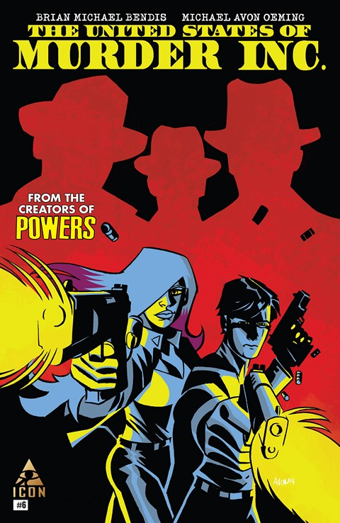 United States Of Murder Inc #1 – 6 Free Download