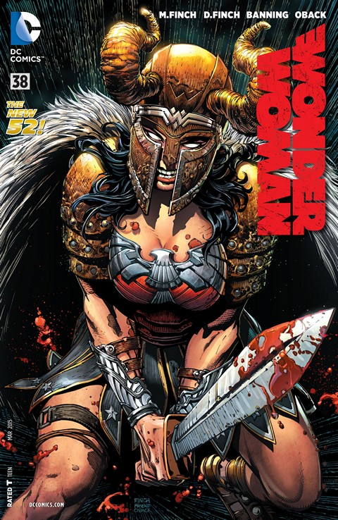 Wonder Woman #037-038 Free Download