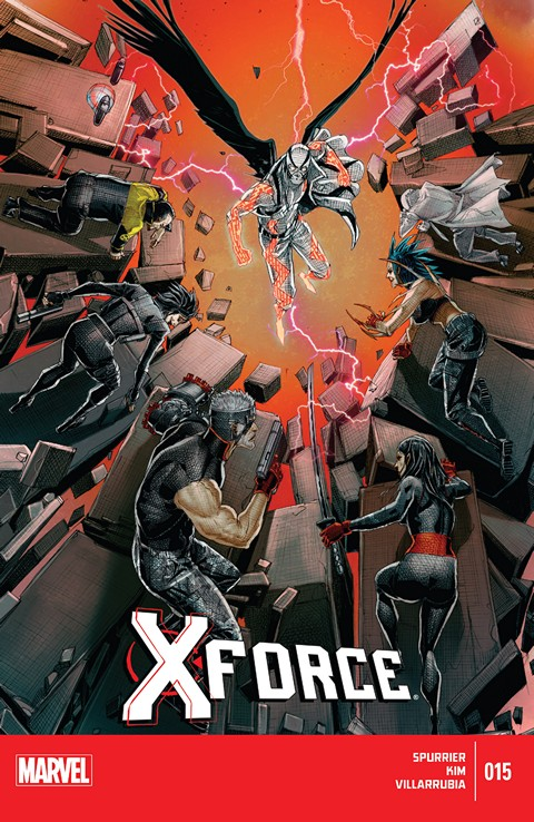 X-Force #15 Free Download