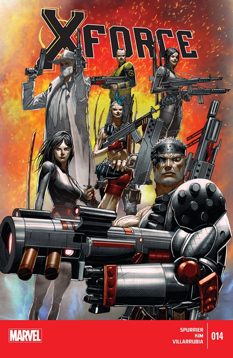 X-Force #014 Free Download