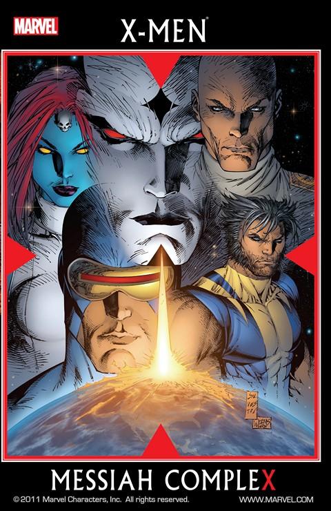 X-Men – Messiah Complex Free Download