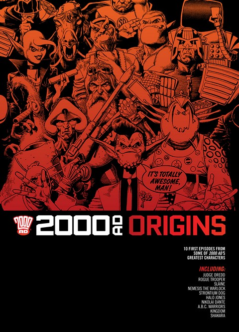 2000AD Origins Free Download
