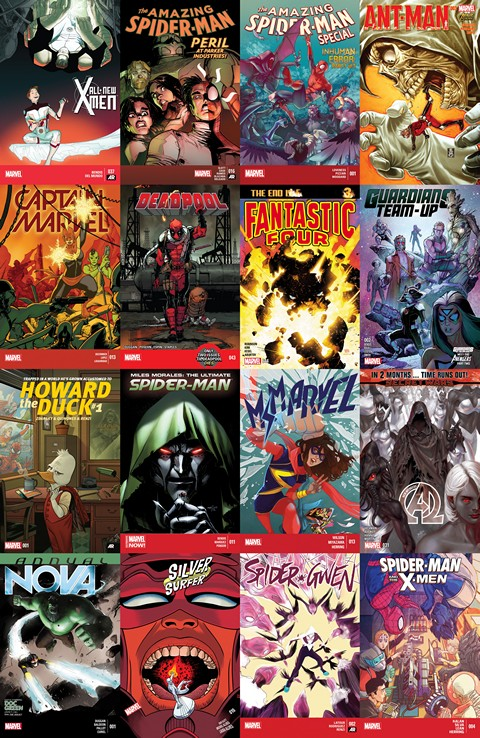 2015.03.11 Marvel NOW+ Free Download
